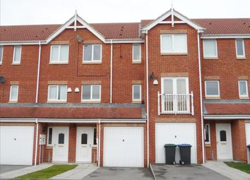 Thumbnail 3 bedroom town house for sale in The Chequers, Consett