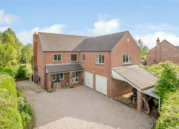 5 bed detached house for sale in Horsemans Green, Whitchurch, Shropshire SY13