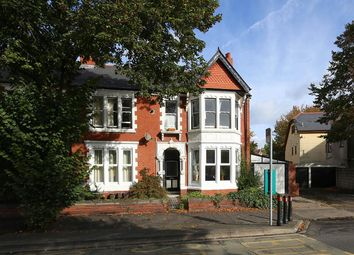 Thumbnail 2 bedroom flat for sale in Albany Road, Roath, Cardiff
