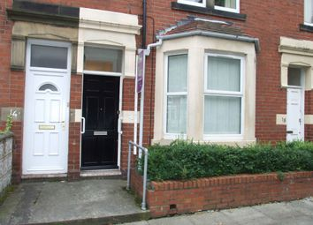 Thumbnail 2 bed flat to rent in Park Crescent East, North Shields