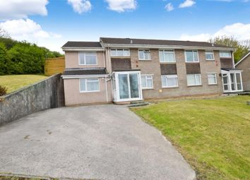 Thumbnail 4 bed semi-detached house for sale in Holmwood Avenue, Goosewell, Plymouth, Devon