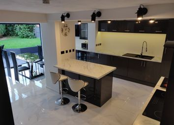 Thumbnail 4 bed detached house for sale in Gorse Crescent, Marford, Wrexham