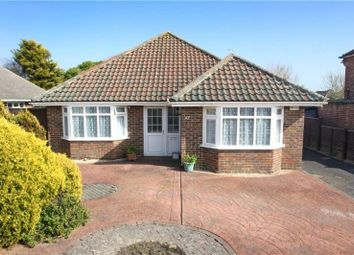 Thumbnail 3 bed detached bungalow for sale in Glenville Road, Rustington, Littlehampton