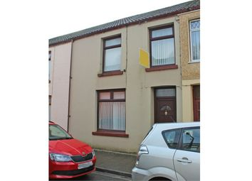 Thumbnail 2 bedroom terraced house for sale in Taff Street, Treherbert, Treorchy, Mid Glamorgan