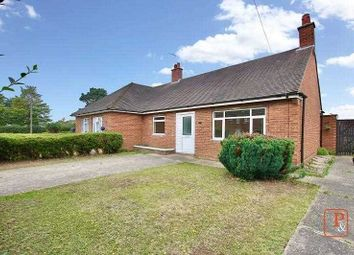 2 bed semi-detached bungalow for sale in Peewit Road, Ipswich IP2