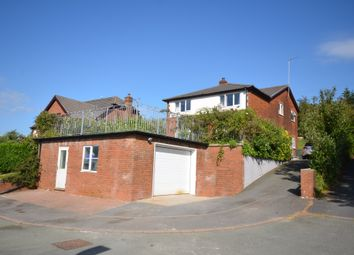 Thumbnail 4 bed detached house for sale in Maes Y Garn, Bow Street