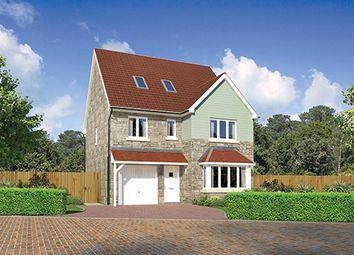 "Thumbnail 6 bed detached house for sale in ""Longrush"" at East Calder, Livingston"