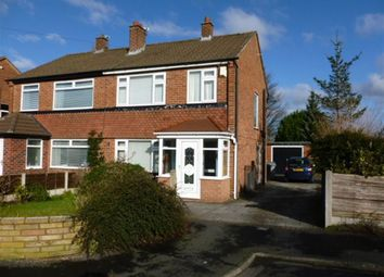 Thumbnail 3 bed semi-detached house to rent in Vale Avenue, Sale, 2Wf.