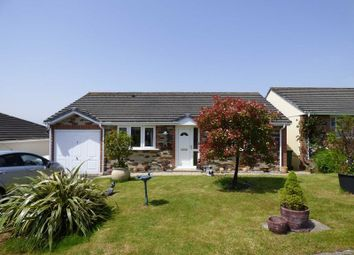 Thumbnail 3 bed bungalow for sale in Luxton Close, Halwill Junction, Beaworthy
