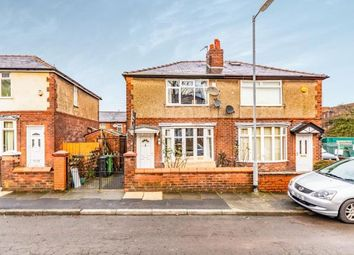 Thumbnail 2 bedroom semi-detached house for sale in Smedley Avenue, Great Lever, Bolton, Greater Manchester