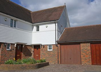 Thumbnail 3 bed semi-detached house for sale in Gills Green, Cranbrook