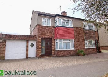 Thumbnail 3 bed semi-detached house for sale in Montayne Road, Cheshunt, Waltham Cross