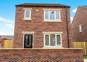 Thumbnail 3 bed detached house for sale in Pilsley Road, Danesmoor, Chesterfield
