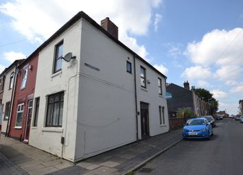 Thumbnail 3 bed end terrace house to rent in Moston Street, Birches Head, Stoke-On-Trent