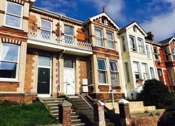 Thumbnail 1 bed property to rent in Salisbury Road, Lipson, Plymouth