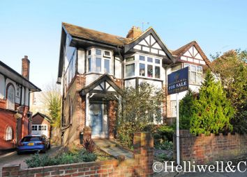 Thumbnail 1 bed flat for sale in Brunswick Road, Ealing, London