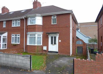 Thumbnail 3 bed end terrace house for sale in Broad Walk, Knowle, Bristol