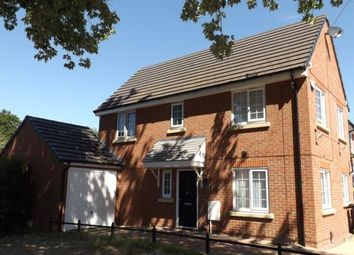 Thumbnail 3 bed end terrace house for sale in Dunton Road, Kingshurst, Birmingham, West Midlands