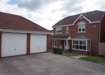 Thumbnail 4 bed detached house for sale in Rockley Close, Kings Clipstone