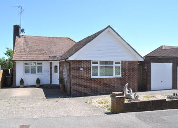 Thumbnail 2 bed detached bungalow for sale in Meadowlands Avenue, Eastbourne