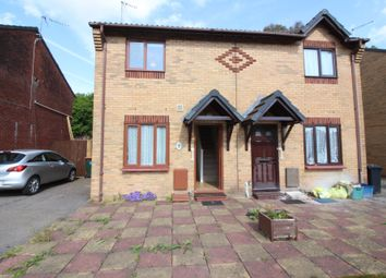 Thumbnail 2 bed semi-detached house to rent in Forge Mews, Bassaleg, Newport