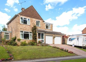 Thumbnail 4 bed detached house for sale in The Warren, Hazlemere, High Wycombe