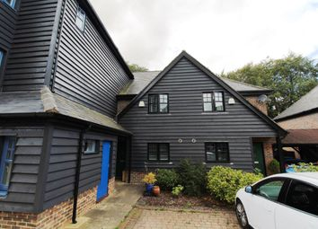 Thumbnail 2 bed terraced house for sale in Mill Place, Micheldever Station, Winchester