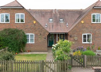 Thumbnail 3 bedroom terraced house to rent in De L` Angle Mews, The Green, Chartham, Canterbury
