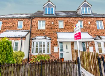 Thumbnail 3 bed town house for sale in Keighley Road, Illingworth, Halifax