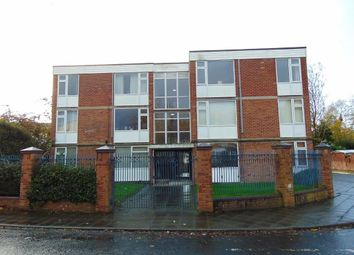 Thumbnail 2 bed flat for sale in Crossfield Road, Eccles, Manchester