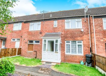 Thumbnail 3 bed terraced house for sale in Edgeworth Close, Church Hill South, Redditch