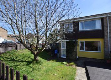 3 bed semi-detached house for sale in Polgrain Road, Tolvaddon, Camborne TR14