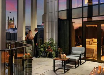 Thumbnail 3 bed flat for sale in Penthouse Cleland House, Westminster, London