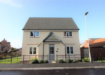 Thumbnail 3 bed semi-detached house for sale in Greycing Street, St Andrews Ridge, Swindon