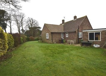 Thumbnail 2 bed detached bungalow for sale in Hunting Close, Bexhill-On-Sea, East Sussex