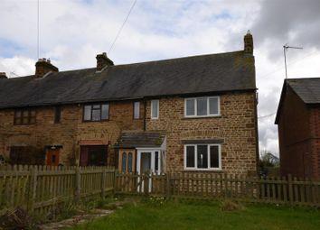 Thumbnail 2 bedroom cottage for sale in Banbury Lane, Thorpe Mandeville, Banbury