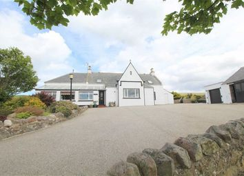 Thumbnail 4 bed detached house for sale in The Old School, Longmanhill, Banff