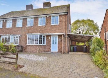 3 bed semi-detached house for sale in Chestnut Road, Princes Risborough HP27