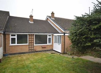 Thumbnail 2 bed bungalow for sale in Chestnut Drive, Selston, Nottingham