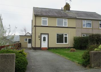 Thumbnail 3 bed semi-detached house for sale in 13 Garn Fawr, Maeshyfryd, Fishguard, Pembrokeshire