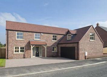 Thumbnail 5 bedroom detached house for sale in Plot 14 Farefield Close, Dalton, Thirsk