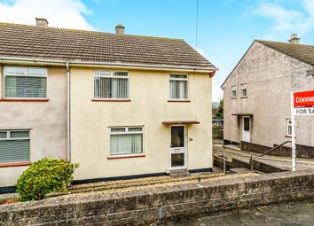 Thumbnail 3 bedroom semi-detached house for sale in Shortwood Crescent, Plymstock, Plymouth