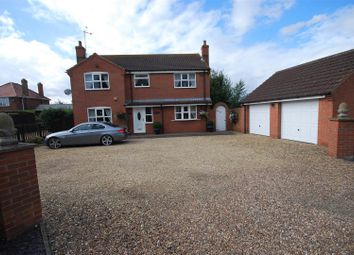 Thumbnail 4 bed detached house for sale in Broadgate, Weston, Spalding