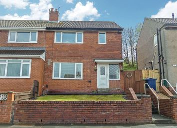Thumbnail 2 bed semi-detached house to rent in Wynn Gardens, Gateshead