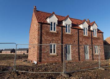 Thumbnail 3 bed semi-detached house for sale in Station Road, Plot 1, Walpole Cross Keys, King's Lynn