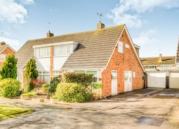 Thumbnail 4 bed semi-detached house for sale in Epping Way, Leamington Spa