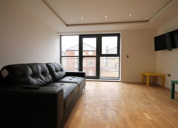 Thumbnail 4 bedroom flat to rent in Thornton Court, Forth Place, Newcastle Upon Tyne
