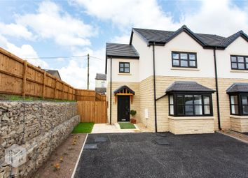 Thumbnail 3 bed detached house for sale in Brear Vale, Oswaldwistle