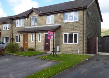 Thumbnail 3 bed semi-detached house to rent in Marl Pits, Rawtenstall