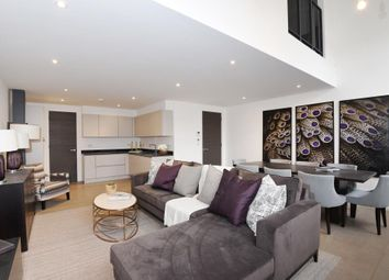 Thumbnail 3 bedroom flat for sale in Canterbury Road, Queens Park NW6,
